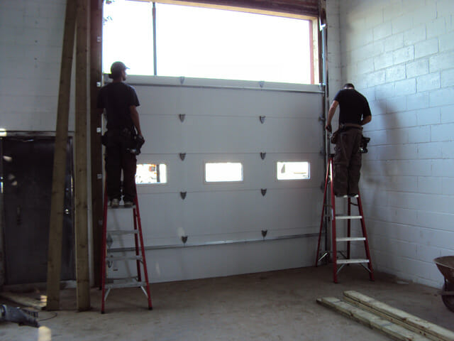 Commercial Garage Door Mississauga & Kinnear Doors Canada \u0026 Stainless Steel Garage Door Top Roller ... Pezcame.Com