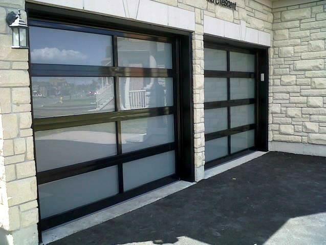 garage door company Smart Doors specializing in Full View ...