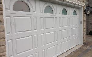 SmartDoors insulated garage doors