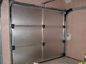 Insulated garage doors are more energy efficient Energy efficient garage doors