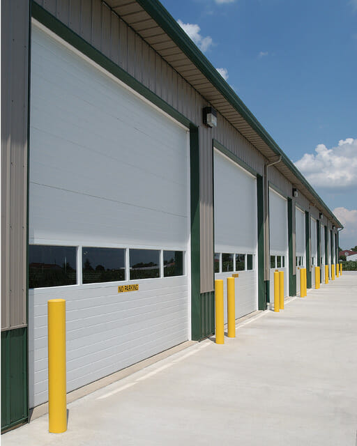 Commercial Garage Doors Installation, Service And Repair