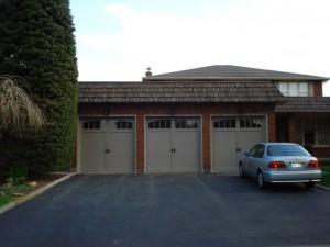 Ribbed Steel Garage Doors Toronto