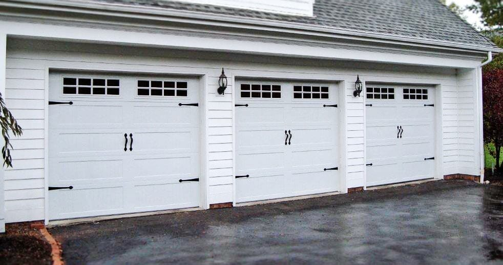 Carriage Door At Smart Doors Your Carriage House Stamped
