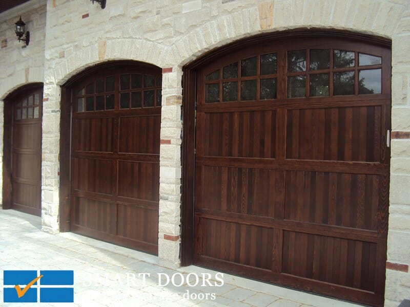 Custom Wood Garage Doors Toronto Garage Doors Company Modern