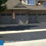 4 oversized barn garage doors-Woodbridge