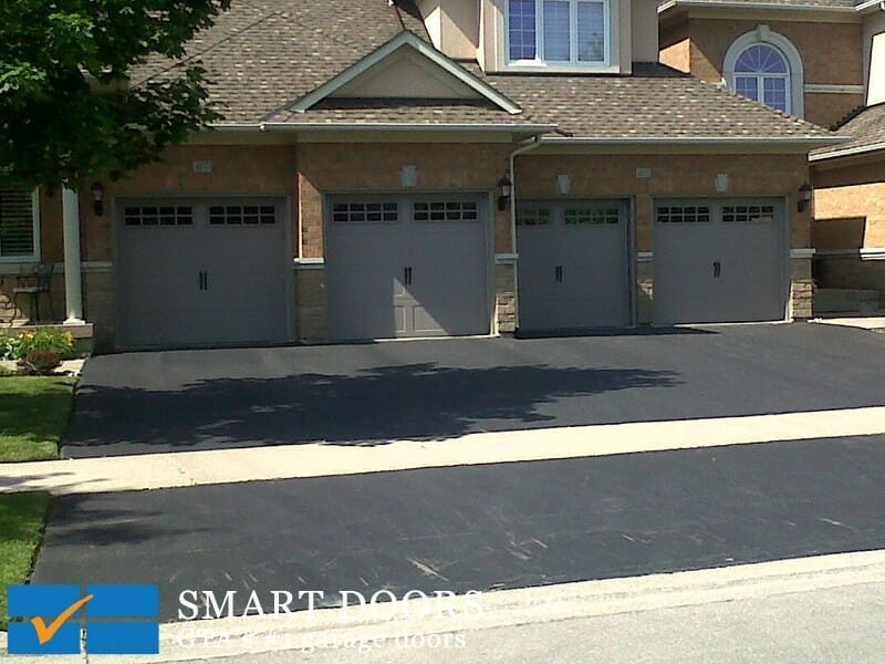 4 oversized barn garage doors-Woodbridge