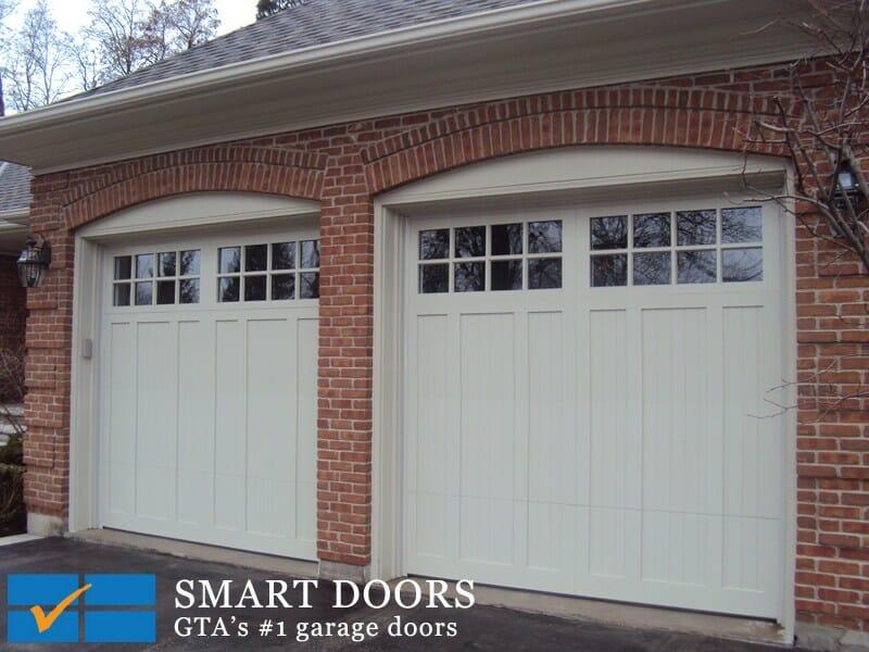 Overlay Garage Doors amp Barnwood Reclaimed Lumber
