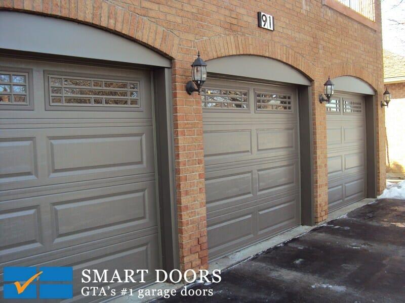 Garage Doors Capping And Siding Toronto Garage Doors