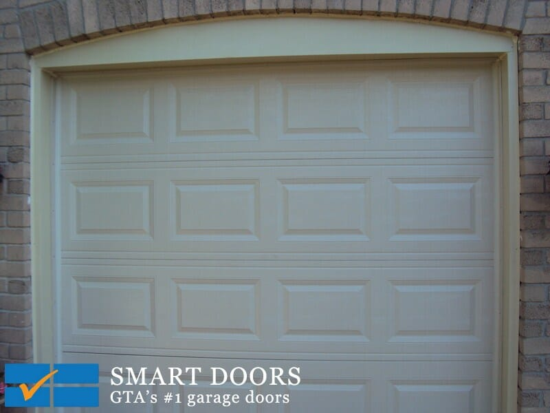 Garage Doors Capping And Siding Toronto Garage Doors