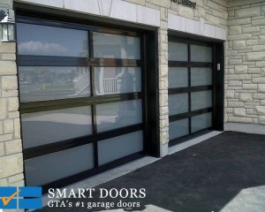 glass garage doors toronto