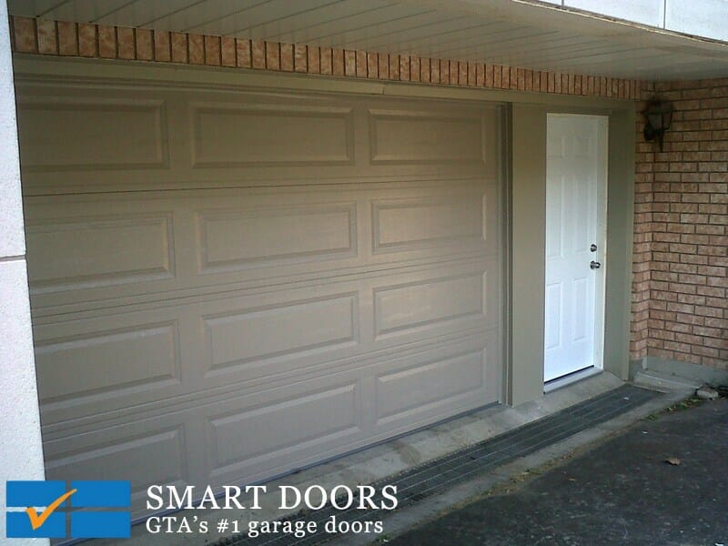 Garage Door-New Market