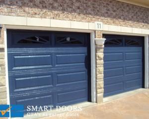Long Panel Garage Doors
