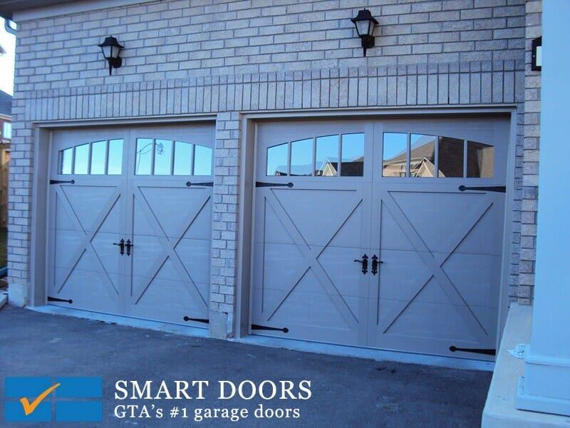 2 new garage doors - Bolton