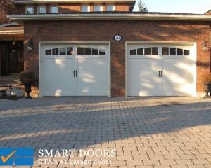 Overlay Garage Doors