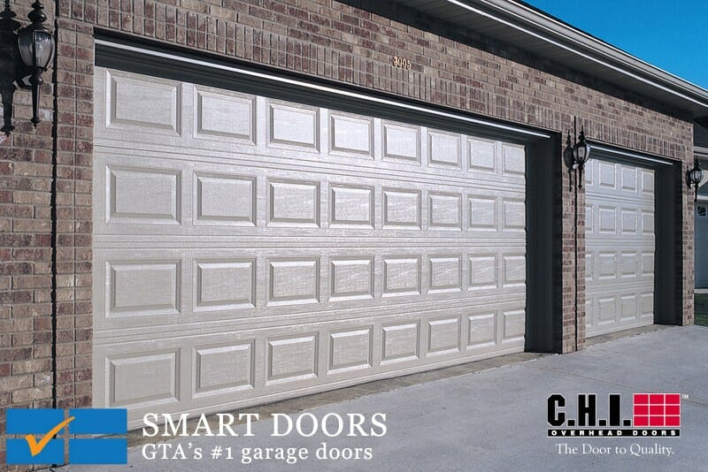 garage door installation impact on the rest of the house