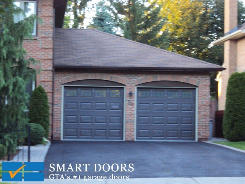 insulated garage doors in Toronto