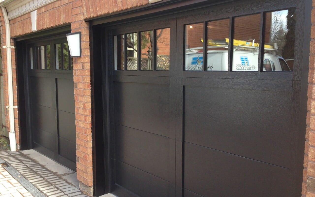 insulated garage doors 2016 checklist