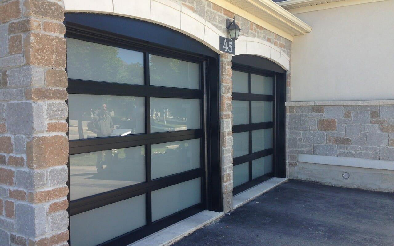 Glass Garage Doors Toronto Garage Doors Company Modern