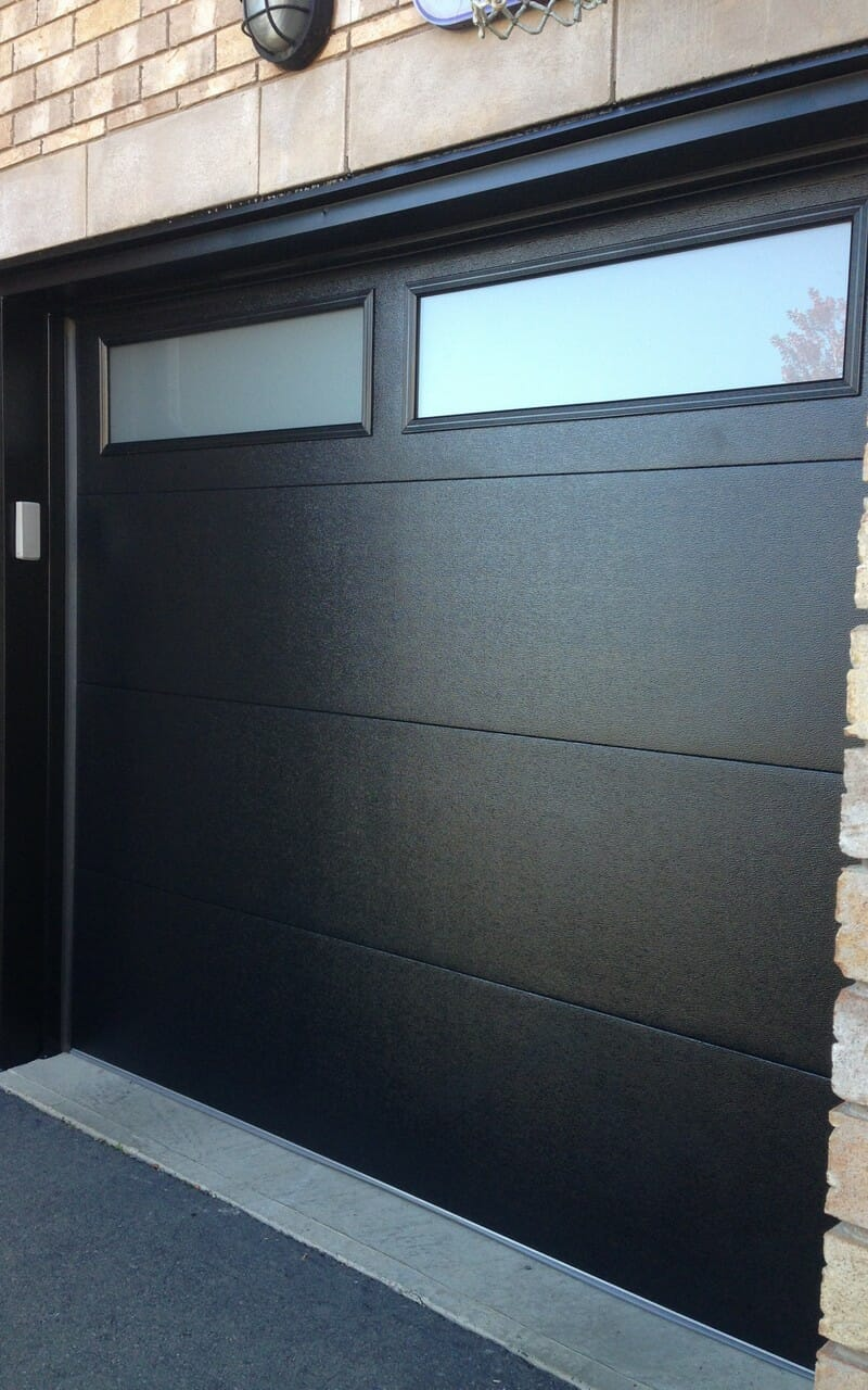 aluminum garage doors and maintenance of its spring