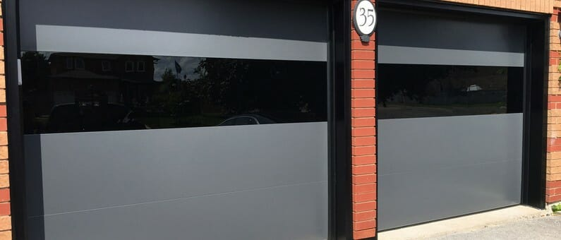 Toronto Garage Doors Company Modern Garage Doors Glass Garage Doors