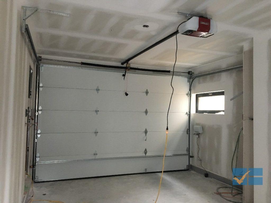 Smart-garage-door