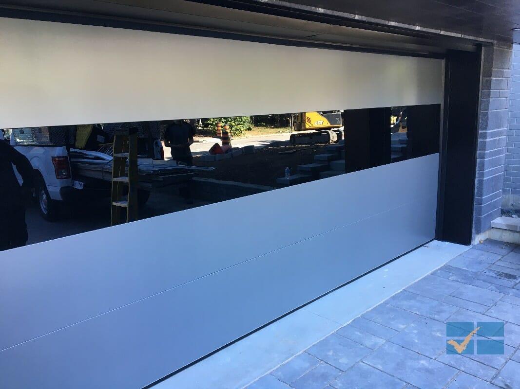 Modern Garage Door Installation In North York Smart Ddoors