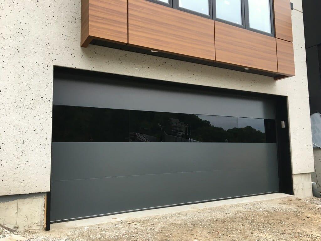 Modern Garage Doors Installation Project Smart Doors