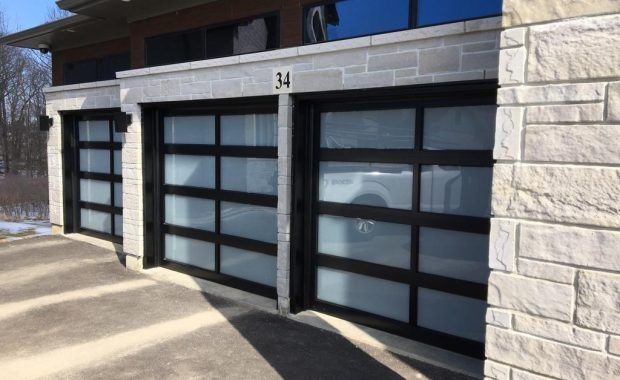 Custom garage door by smart doors