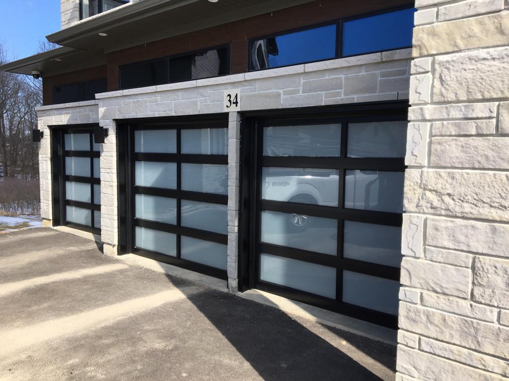 Custom garage door by smart doors
